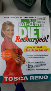 Clean eating brand new book