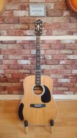 HAGSTROM ELDRE II ACOUSTIC GUITAR (MINT CONDITION)
