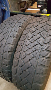 2 - 195 60 R15 tires $ 30 for the pair