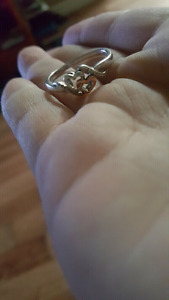 Engagement/Promise Ring Size 10