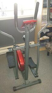 Exerciseurs elliptique Free Spirit 583