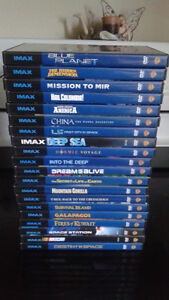 IMAX Ultimate Collection 20-Disc DVD BUNDLE.