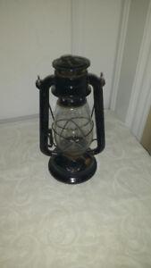 unique treasures house, oil lantern