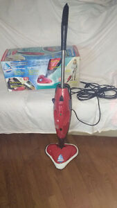 H2O Steam Mop Ultra and Steam Cleaner.