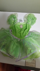 Tinkerbell Costume, size 4
