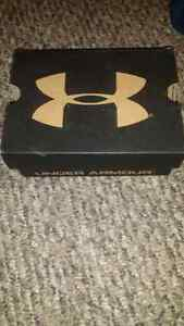 Under Armour 5k kids shoes