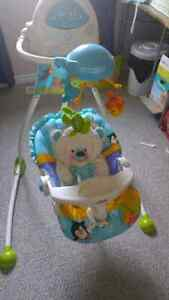 Precious planet Fisher price swing