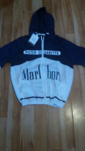 Brand new with tags Marlboro Cigarette Jacket