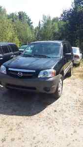 2003 Mazda Tribute parting out only