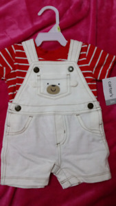New with tags baby boy outfits