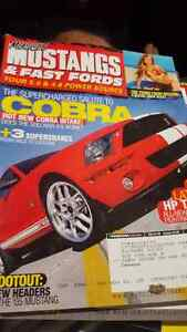 BACK ISSUES MUSCLE MUSTANGS & FAST FORDS