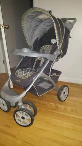 Safety 1st Saunter Stroller