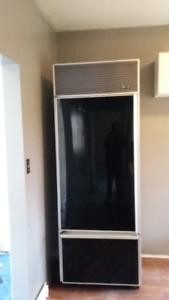 """26"""" wide Sub Zero bottom freezer model 511"""