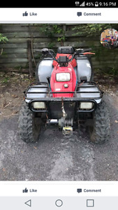 3 polaris 4 wheelers for sale or trades