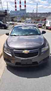 2011 Chevrolet Cruze LT.turbo w/1sa