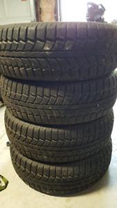 Winter tire 215/70R15 98S M&s SOLD PPU