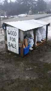 FIREWOOD FOR SALE in bags