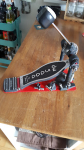 DW 5000 Turbo double chain pedal