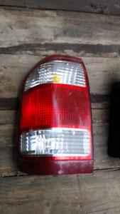 Pathfinder tail lights