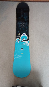 Womens 148cm Rossignol Sublime Snowboard for sale