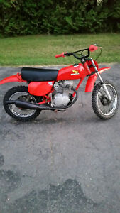 Wanted 1973-77 Honda XR75