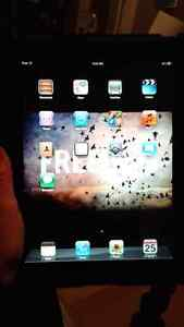 IPad for sale 250 o.b.o includes case and charger