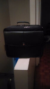 laptop bag with several compartments