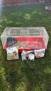 Small Pet Cage and Rabbit Supplies