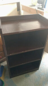 Used small bookcase