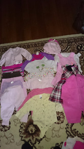 Baby Girls mixed bundle