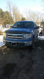2013 Ford F150 4x4 XLT w/XTR Package May take part trade see ad