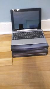 Tablet asus avec clavier