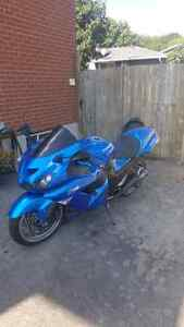 2007 zx14r 12100kms good condition