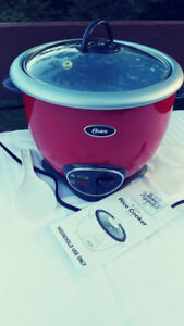 Rice Cooker  $40