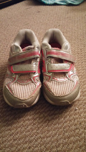 Girls running shoes - size 11