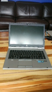 Ordinateur portable Hp, Elitebook 8460p