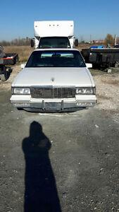 1987 Cadillac Other Sedan