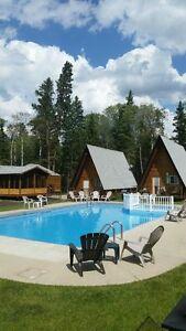 Mooswa Resort Clear Lake Manitoba