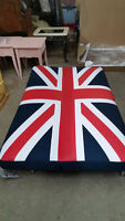 New Union Jack futon - Delivery Available