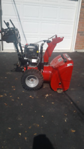 Craftsman 27 inch Snowblower