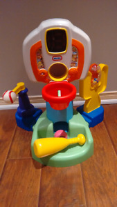 Brand new condition baby play center