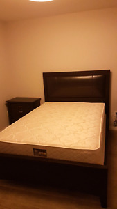 Twin Bed Set.