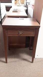 Sewing Machine and Table - Used