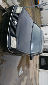 2004 Volkswagen Jetta repair or parts