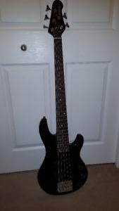 Yamaha 5 String Bass Guitar