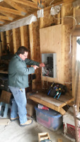 Fully Licensed Electrician, . Reliable,..Free Quotes... 214-2638