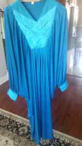 kaftan with dupatta