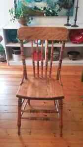 Four Bass River Dining Chairs
