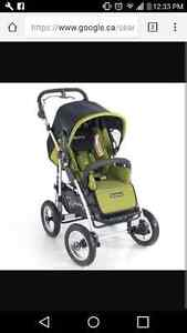 Quinny freestyle 4xl stroller