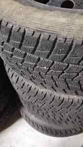 Open Country Snow Tires 225/70/16 Peterborough Peterborough Area image 2